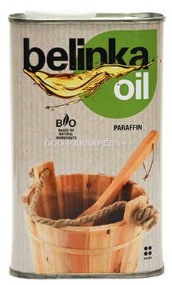 BELINKA oil paraffin масло для сауны 0,5л