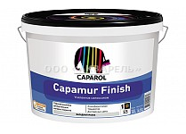 Capamur Finish basis-1 фасадная краска 10л