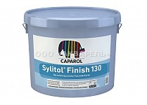 Sylitol Finish 130 basis-1 краска фасадная 10л